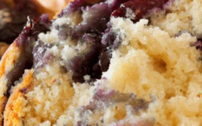Rice Flour Muffins Recipe